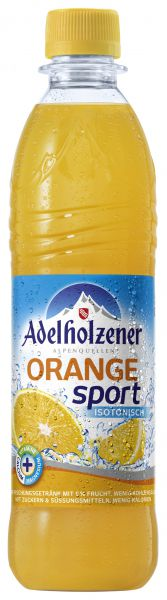 ADELHOLZENER Orange Sport 12/o,5 Ltr. PET