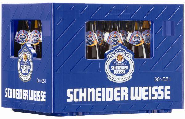 SCHNEIDER WB alkoholfrei 20/o,5 Ltr.