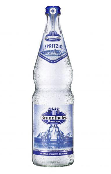 BRUNNTHALER Spritzig 12/o,7 Ltr.