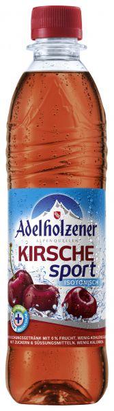 ADELHOLZENER Kirsche-Sport 12/0,5 Ltr. PET