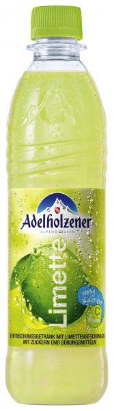 ADELHOLZENER Limette 12/o,5 Ltr. PET