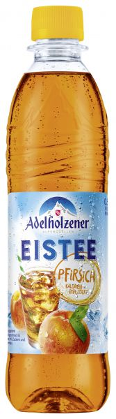 ADELHOLZENER Eistee Pfirsich 12/o,5 Ltr. PET