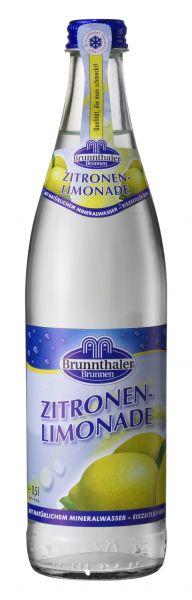 BRUNNTHALER Zitronenlimo 20/o,5 Ltr.