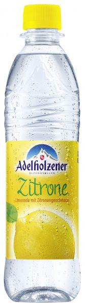 ADELHOLZENER Zitronenlimo 12/o,5 Ltr. PET