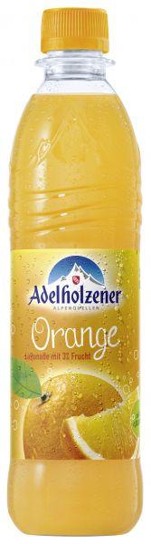 ADELHOLZENER Orangenlimo 12/o,5 Ltr. PET