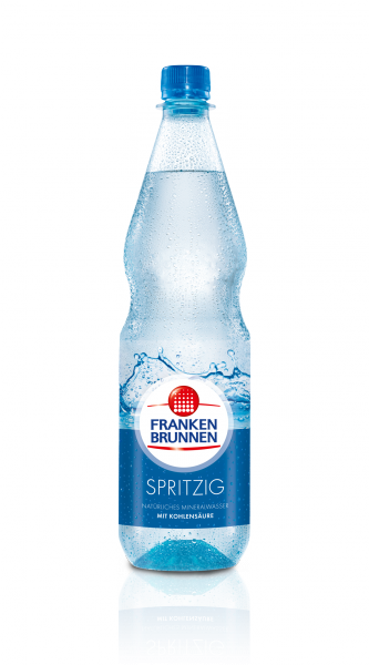 FRANKENBRUNNEN Spritzig 12/1,0 Ltr. PET