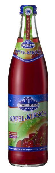BRUNNTHALER Apfel-Kirsch 20/o,5 Ltr.