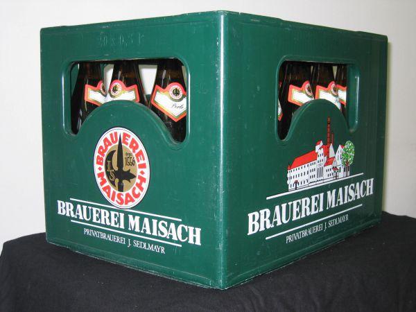 MAISACHER Weissbier 20/o,5 Ltr.
