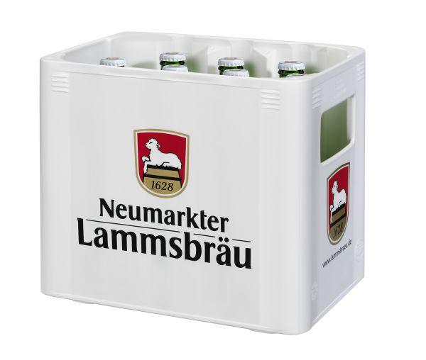 NEUMARKTER Lammsbräu alkoholfrei 10/o,33 Ltr.