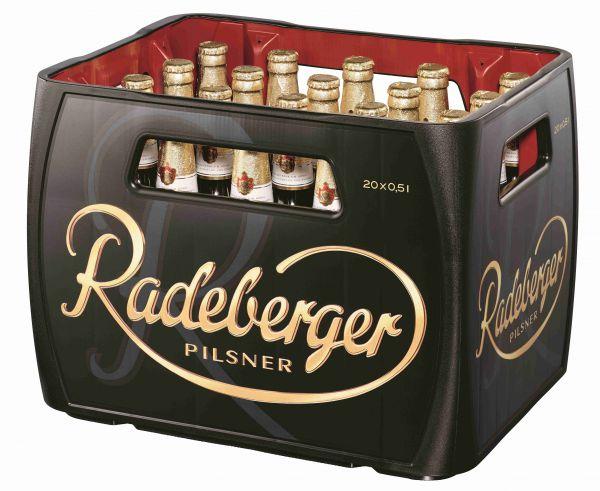 RADEBERGER Pils 20/o,5 Ltr.