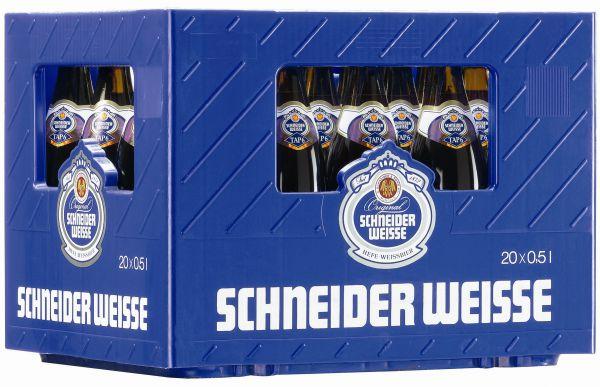 SCHNEIDER WB aventinus ( Starkbier ) 20/o,5 Ltr.