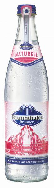 BRUNNTHALER Naturell 20/o,5 Ltr.