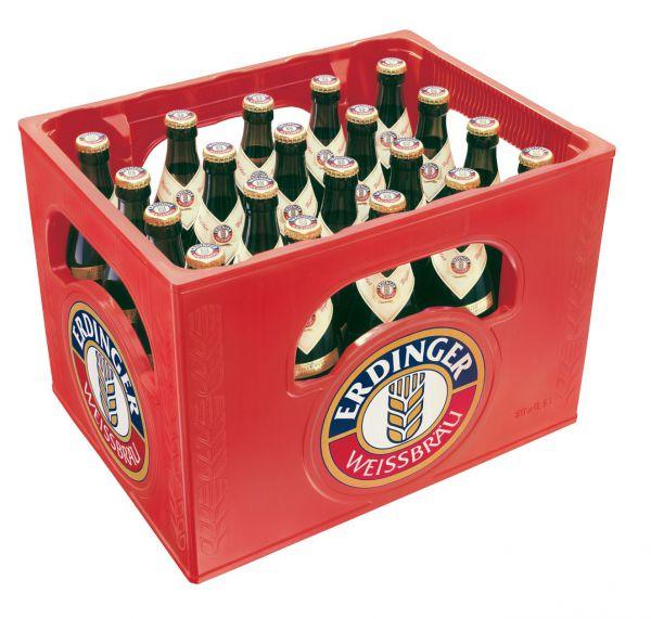ERDINGER WB alkoholfrei 20/o,5 Ltr.