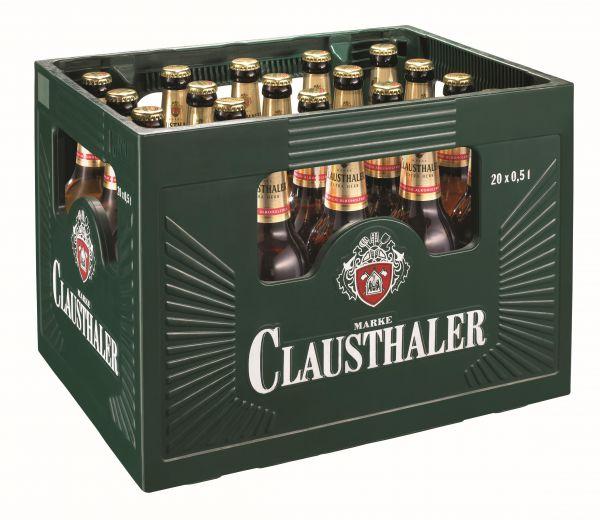CLAUSTHALER Extra herb alkoholfrei 20/o,5 Ltr.