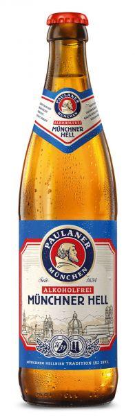 PAULANER Alkoholfrei 20/o,5 Ltr.